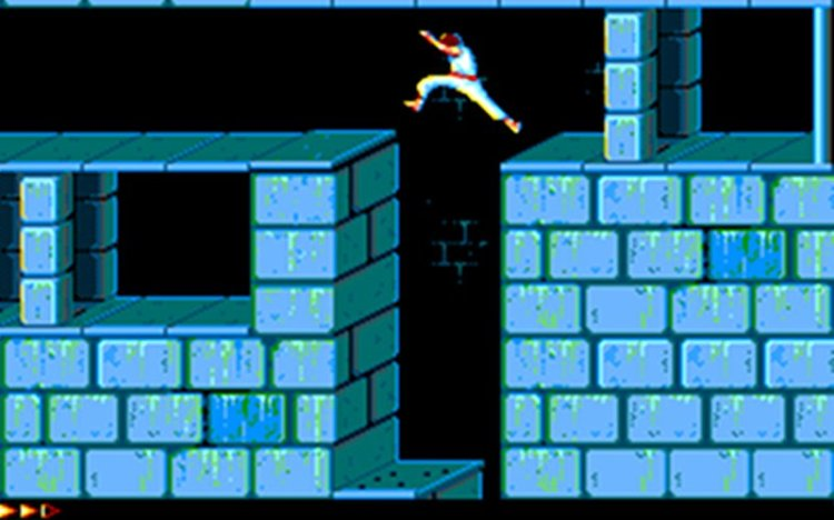 A scene from Prince Of Persia